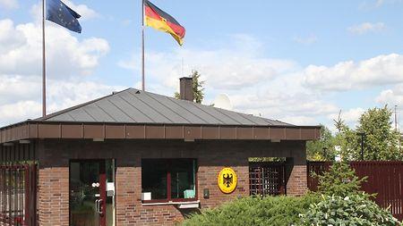 Германское посольство в москве визовый центр